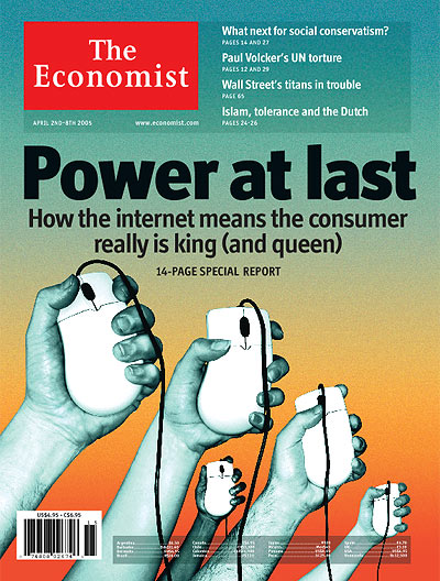 Power at last - Customer Power | The Economist