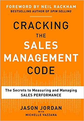 Cracking in the sales management code