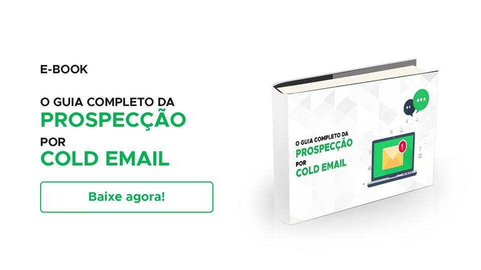 E-book Prospecção por cold email